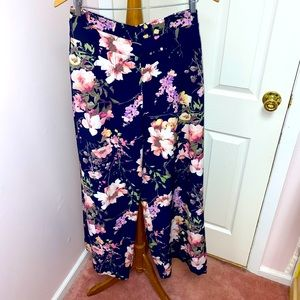 new york and company floral dress pant